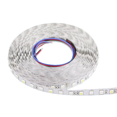 RGBWA LED STRIP with RGB+White+Amber SMD5050